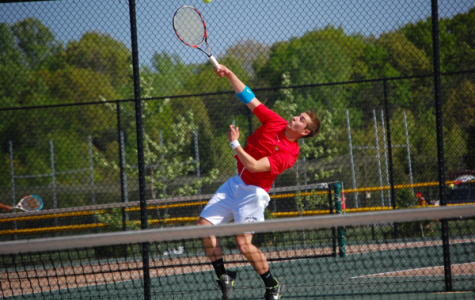 Varsity Tennis Loses to Thomas Stone