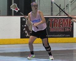 Student Athlete: Kelly Martin