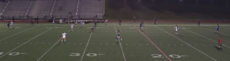 Hard Fought Girls Soccer Game Against Cavaliers