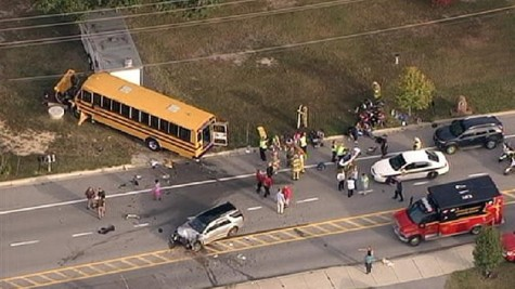 The Safety of School Buses