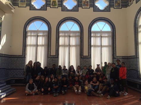 Spanish Trip to Mexican Cultural Institute