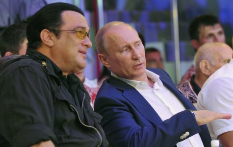 Steven Seagal: Actor, Martial Artist, and Russian Citizen?
