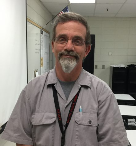Teacher Feature: Mr. David Braziel