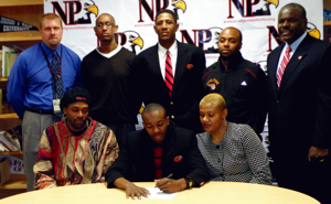 Se'Quan Lawrence Signs to Major University