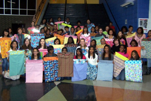 Students Give Underprivileged Children Sweet Dreams