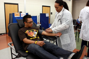 Second Annual Red Cross Blood Drive