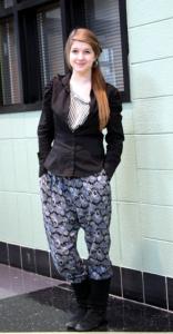 Featured Fashion: Haley Garvin