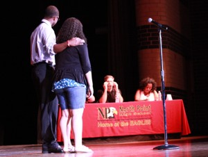 Contestants Belt It Out In North Point Idol