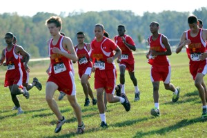 Going the Distance: North Point Cross Country