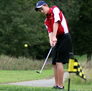 North Point Golf Finishes Strong