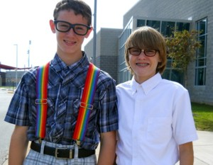 Nerd Day is Offensive