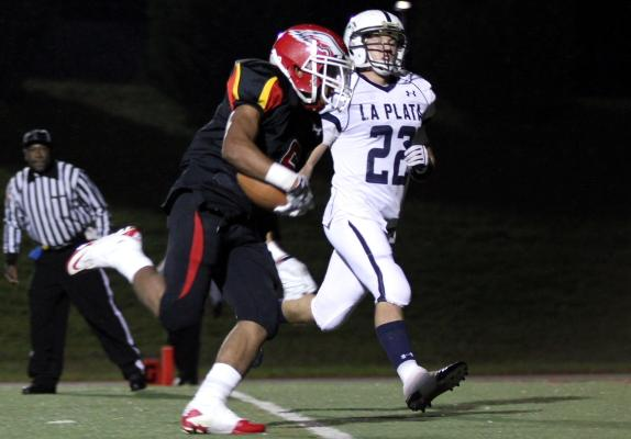Eagles Dismantle Warriors on Homecoming