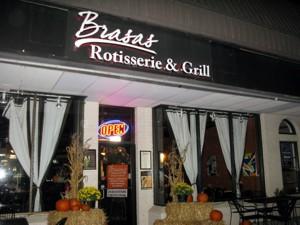 Critic's Corner: Brasas Rotisserie & Grill