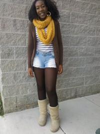 Fashion Feature: Tiffaney Robinson ('13)
