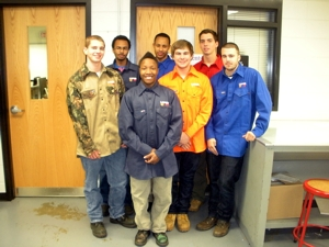 Welding Students Attend National Welding Conference in Chicago
