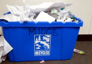 Does North Point Really Recycle?