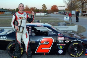 Senior Tyler Hill Declared Allison Legacy Series Champion