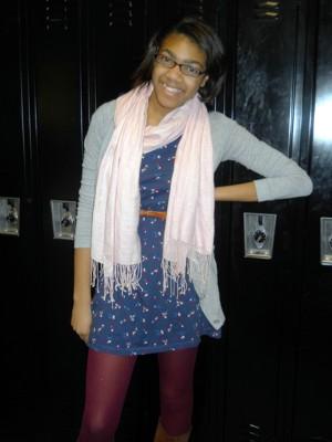 Fashion Feature: Yadira Coleman ('12)