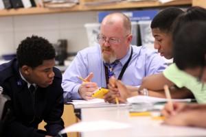 Mr. Skinner: More than a Math Teacher