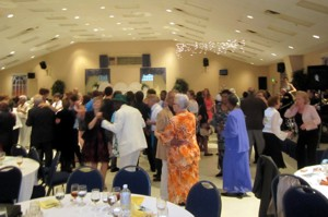 Senior Citizens Dance the Night Away