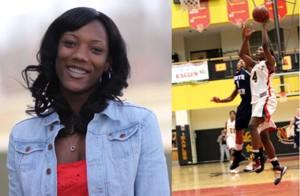 Tasia Butler: Basketballer Extraordinaire