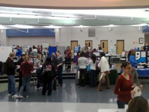 Volunteer Fair Connects Students with Service