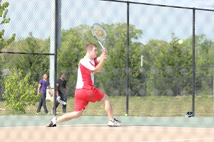 Tennis Squads Compete for SMAC Glory