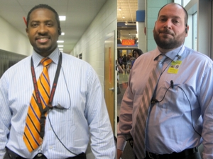 New Vice Principals Begin Their North Point Flight