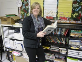 Literacy is Fundamental: Ms. Roussillion