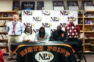 Butler and Bonds Win Basketball Scholarships