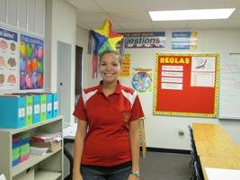 From Coast to Coast: Ms. Rhinehardt