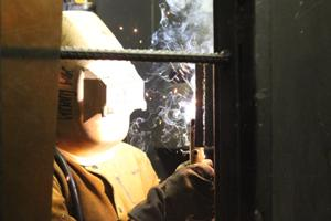 Welding Together a Future