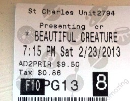 Beautiful Creatures: The Start of a Beautiful Series
