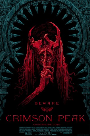 Crimson Peak: A Cryptic Cinema Delight