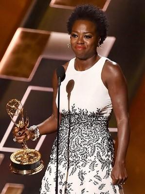Viola Davis makes history at the Emmys 2015