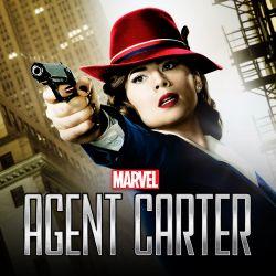 Agent Carter series photo.