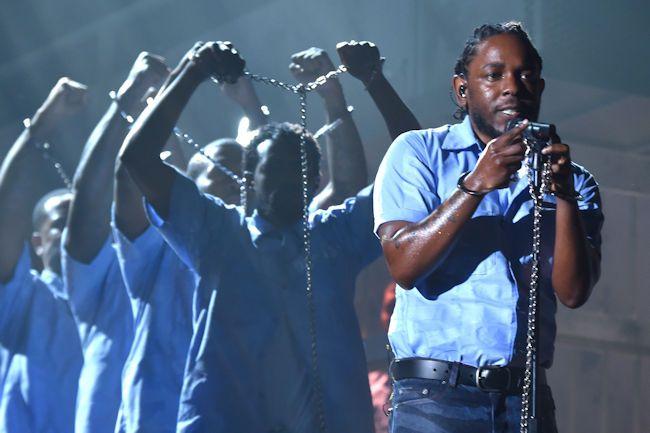 The Night Kendrick Lamar Made America Mad