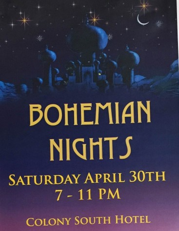 """""""Bohemian Nights"""" North Point's 2016 Prom"""