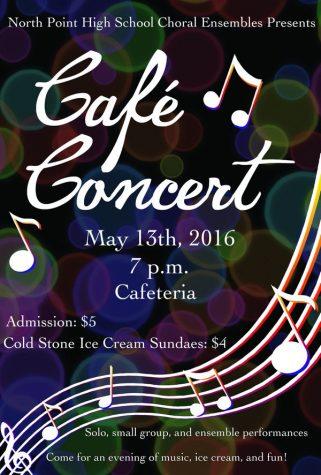 The Choir's Café Concert