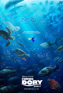 Finding Dory Coming Soon