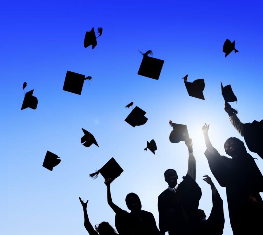 Diverse+International+Students+Celebrating+Graduation