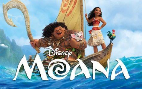 Sailing into New Seas with Moana
