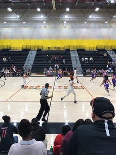 North Point Girls Basketball Rolls Over McDonough
