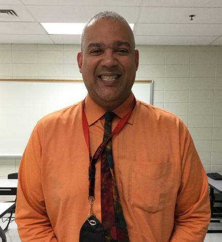 Teacher Feature: Mr. Fred Sanford