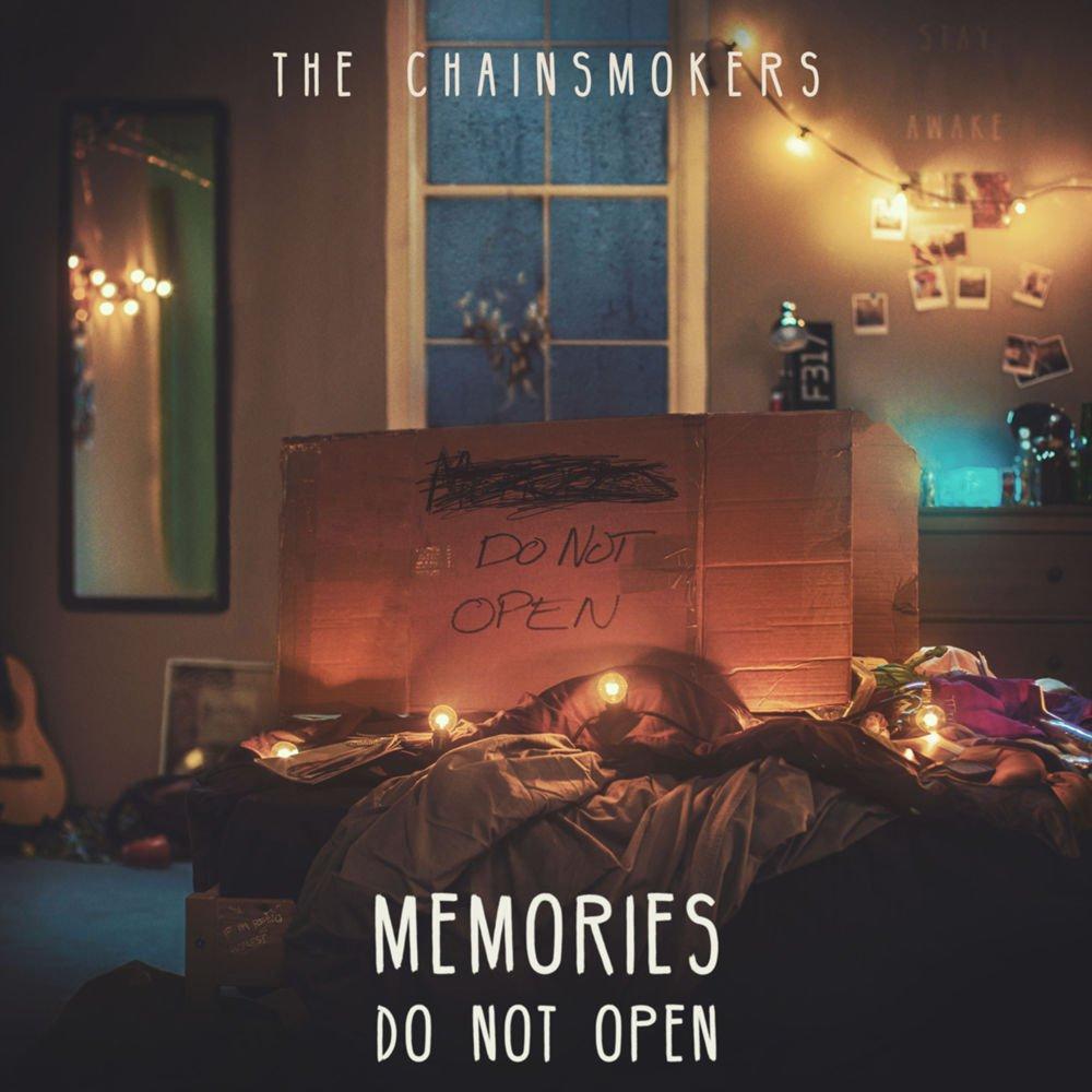 Memories Do Not Open Official Album Cover