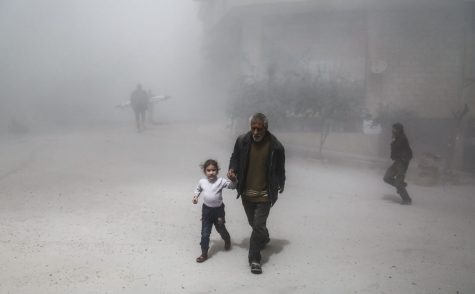 Troubles In Syria