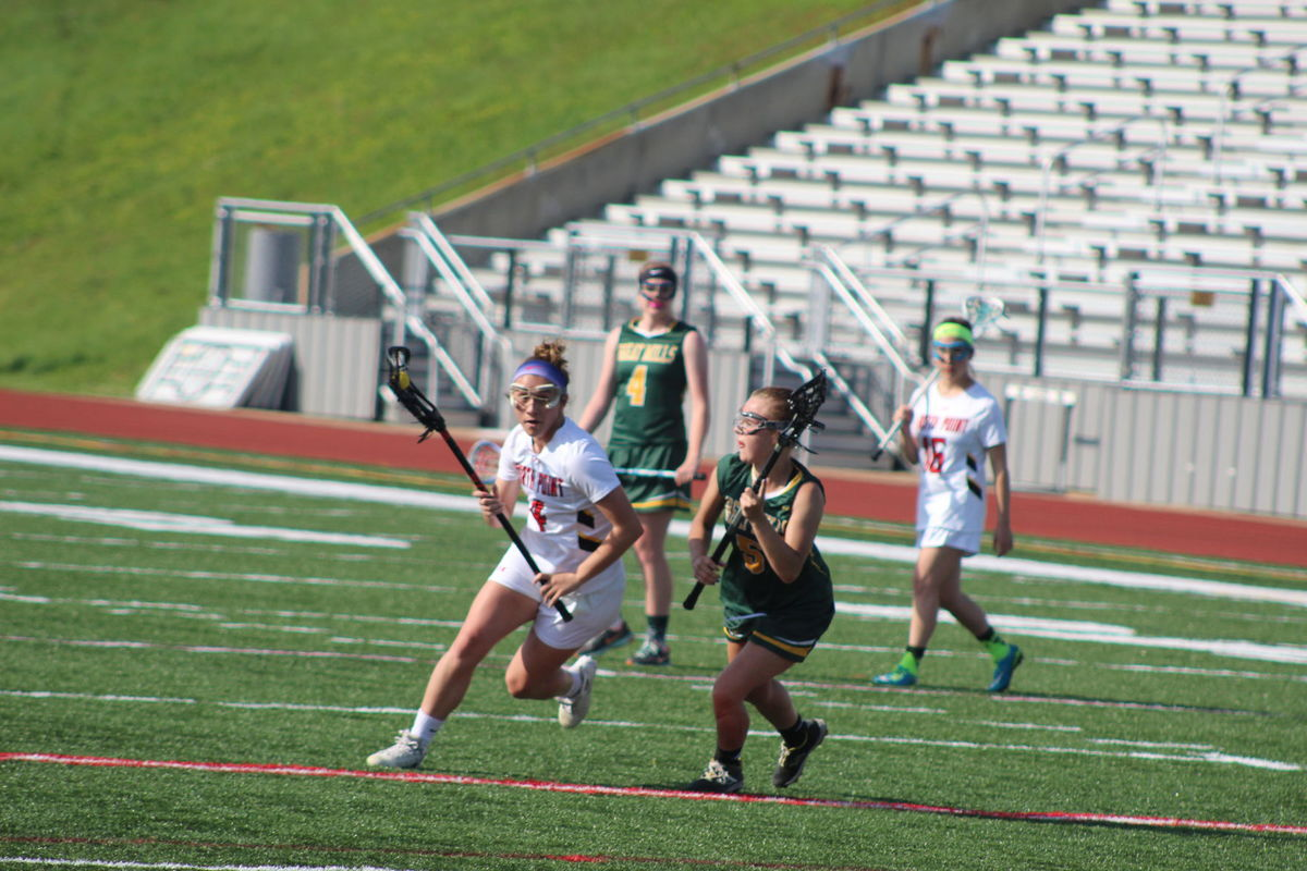 Girls Lacrosse 2017 Season One To Remember