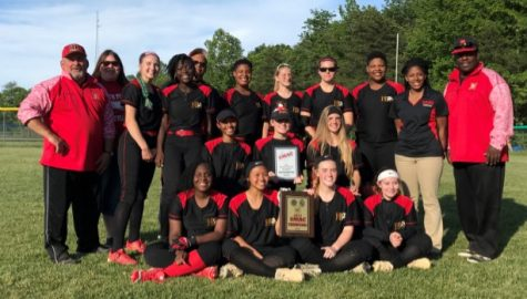 North Point Softball Makes An Impact in 2017