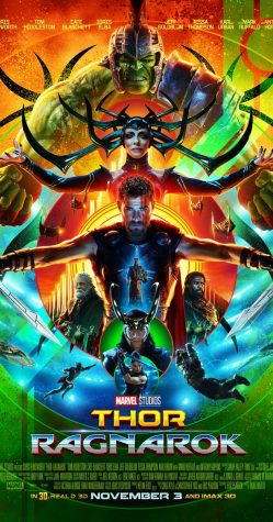 """Thor: Ragnarok"" Rocks the Big Screen"