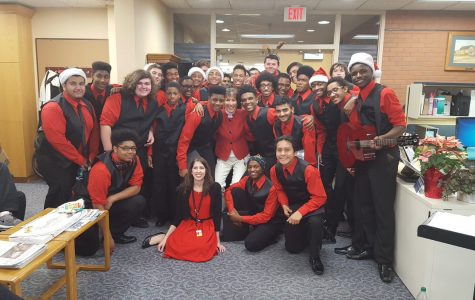 Choir and Culinary Go to the Board